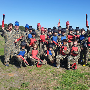South Park Paintball